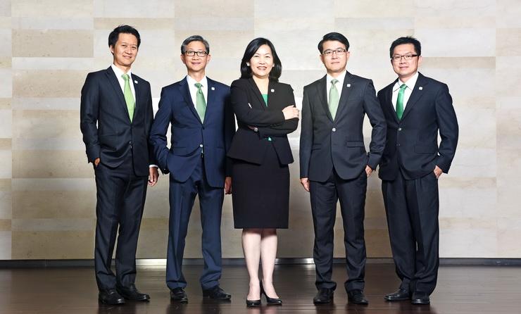 Kbank กสิกรไทยแต่งตั้งผู้บริหาร