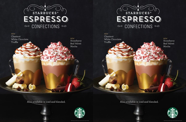 Starbucks thailand espresso confections 2016 โปรโมชั่น