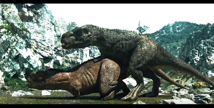 okamoto dinosaur ads