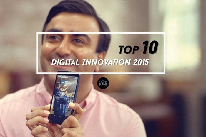 top digital innovation 2015 A
