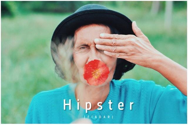 ยายบัว hipster