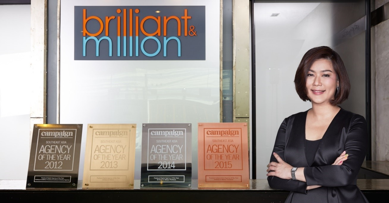 brilliant million agency