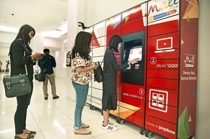 ecommerce acommerce omni channel