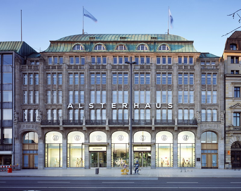 Alsterhaus central group