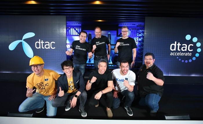 DTAC Accelerate Batch 4 ดีแทค