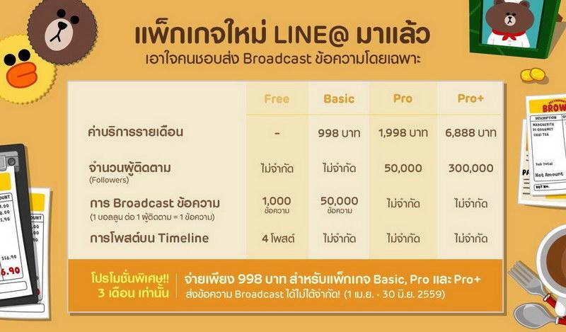 LINE@ Promotion 2