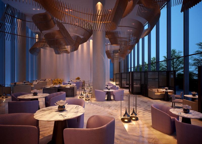 Park Hyatt Bangkok Hotel embassy