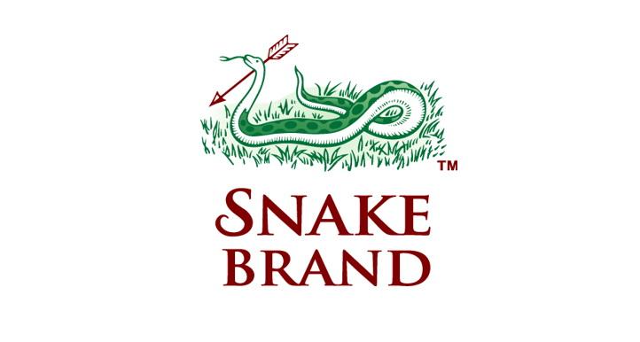 snake brand logo