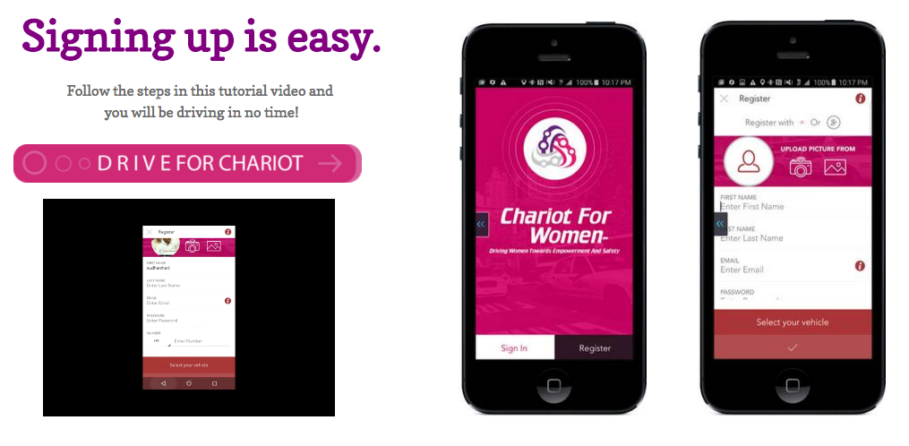 ChariotForWomen