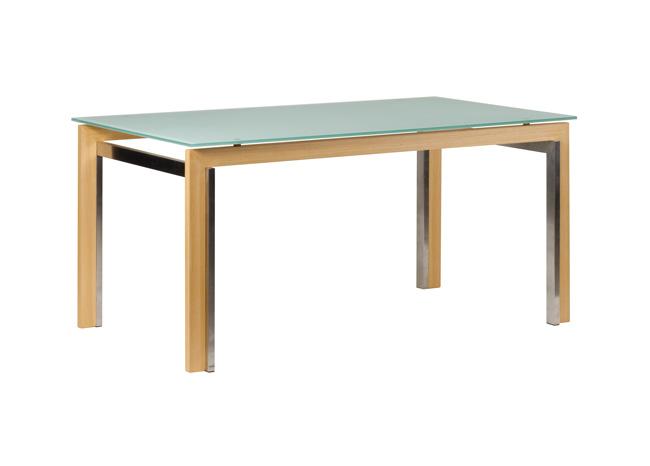 โต๊ะอาหารสีโอ๊ค