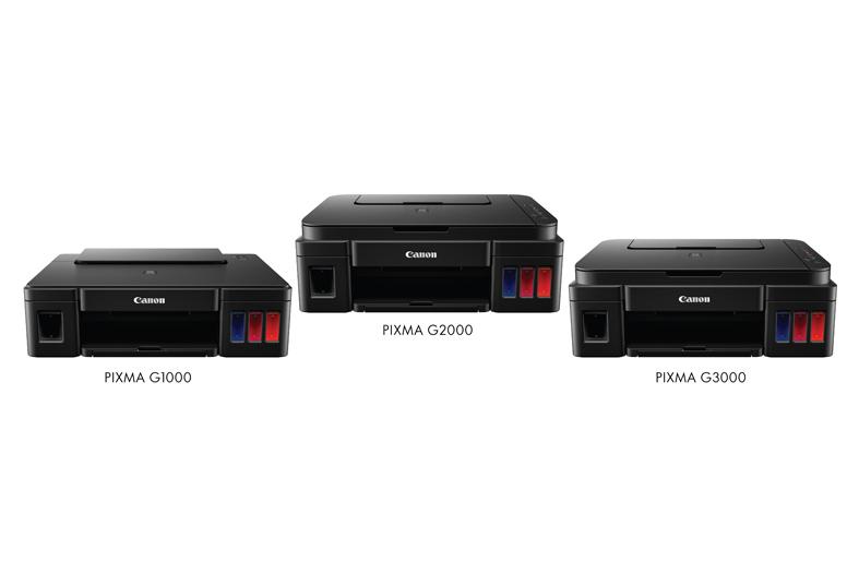 Canon-PIXMA-G-Series