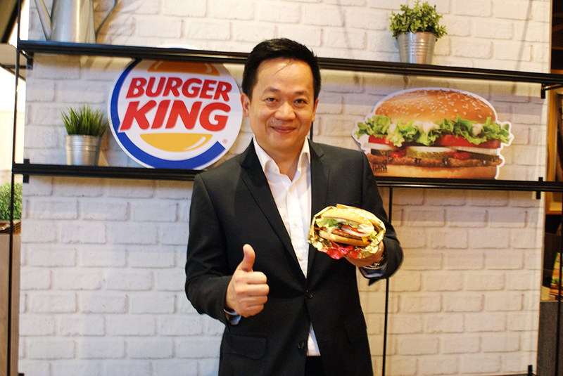 burgerking pork whopper thailand