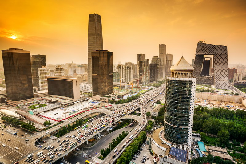 china startup beijing