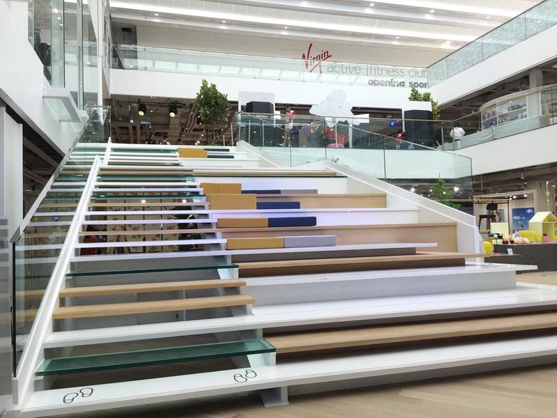 siam discovery stair bkk