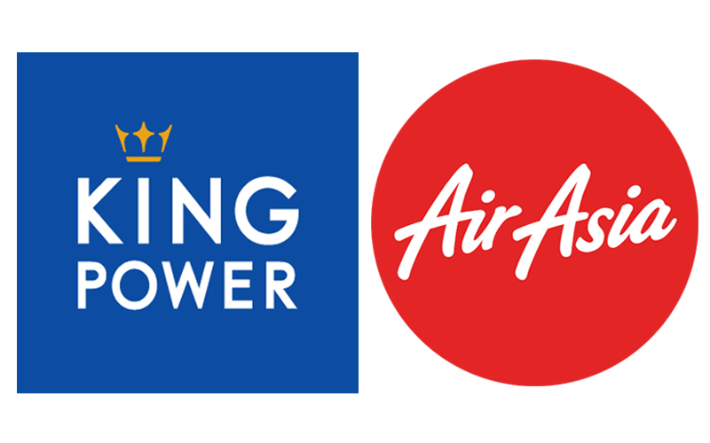 King Power & Air Asia