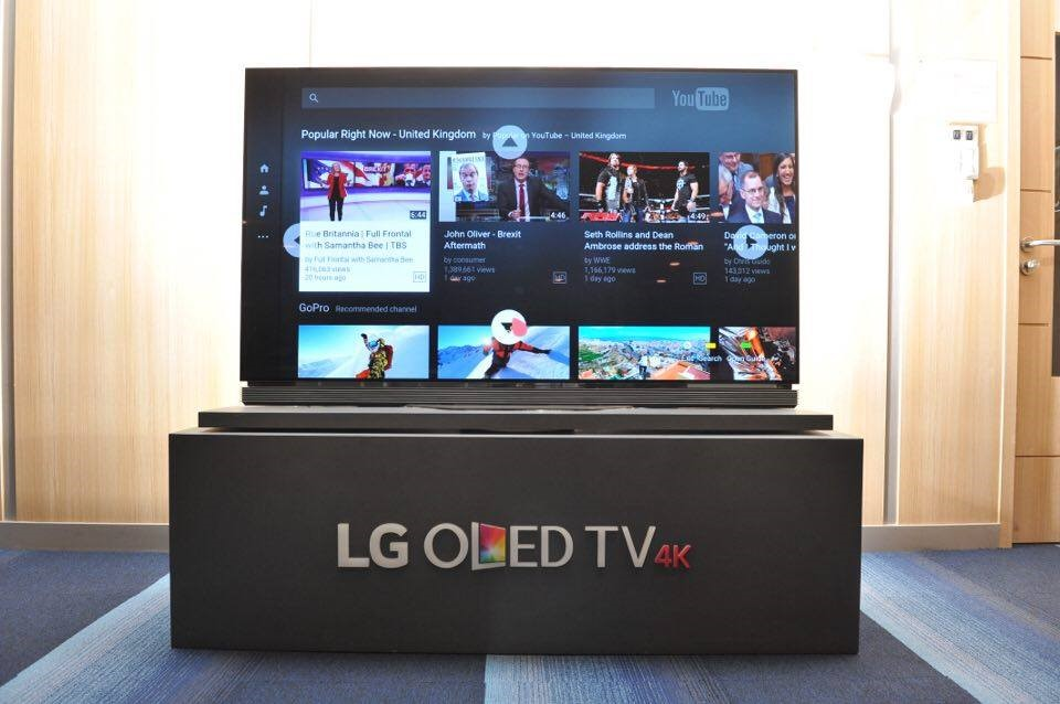 LG TV Black ads3