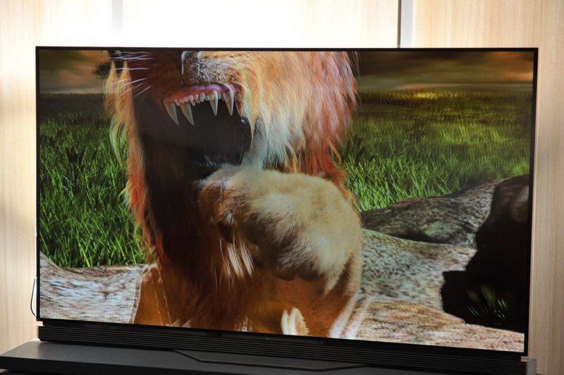 LG TV Black ads42