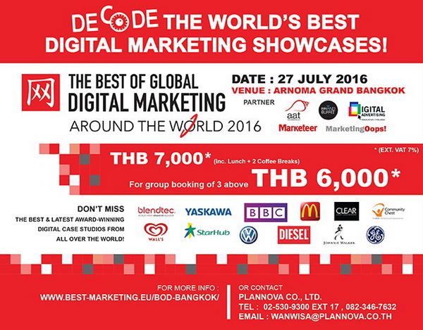 best digital marketing 2016