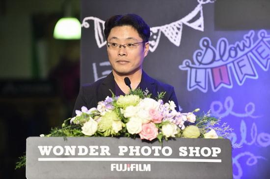 big camera fuji film