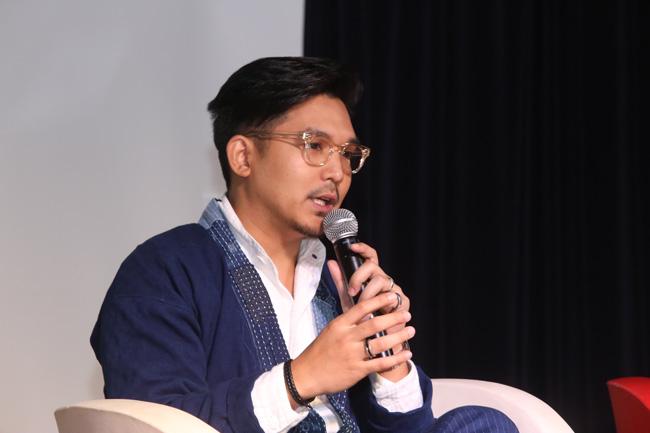 คุณภาคย์ วรรณศิริ Creative Director , BBDO Bangkok
