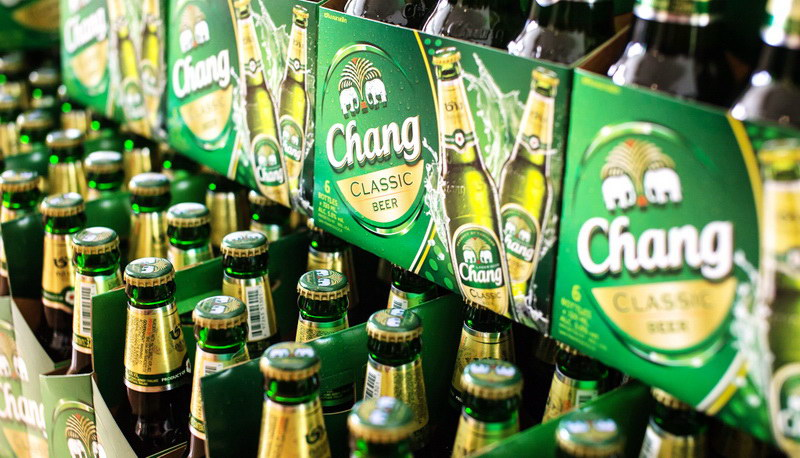Chang-Beer growth bottle