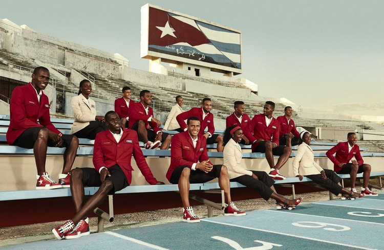 Cuba-2016-Olympic-Uniforms rio