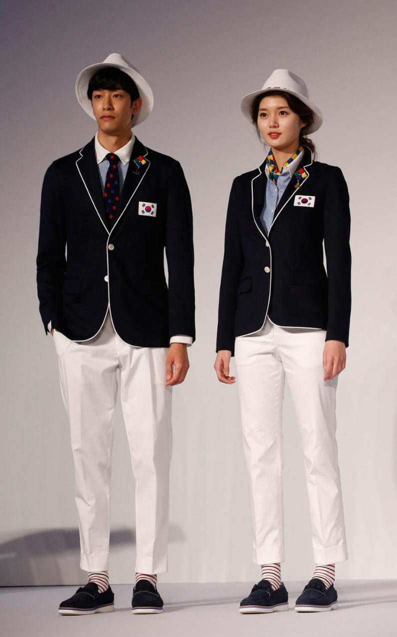 Korean-Olympic-team-uniforms-