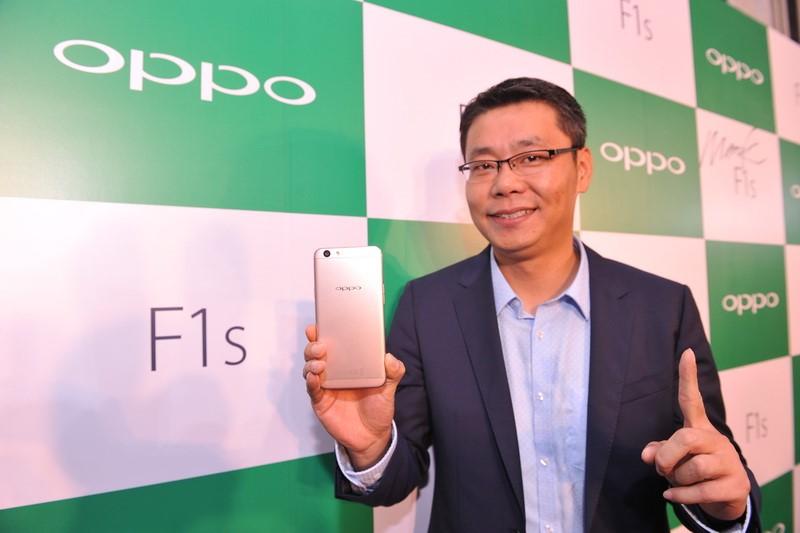 Oppo smartphone 1