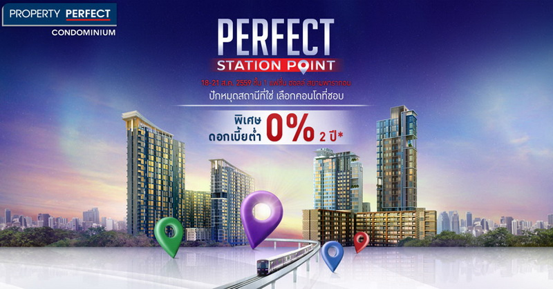 PerfectStationPoint poster