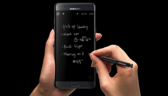 galaxy note 7 s pen 2