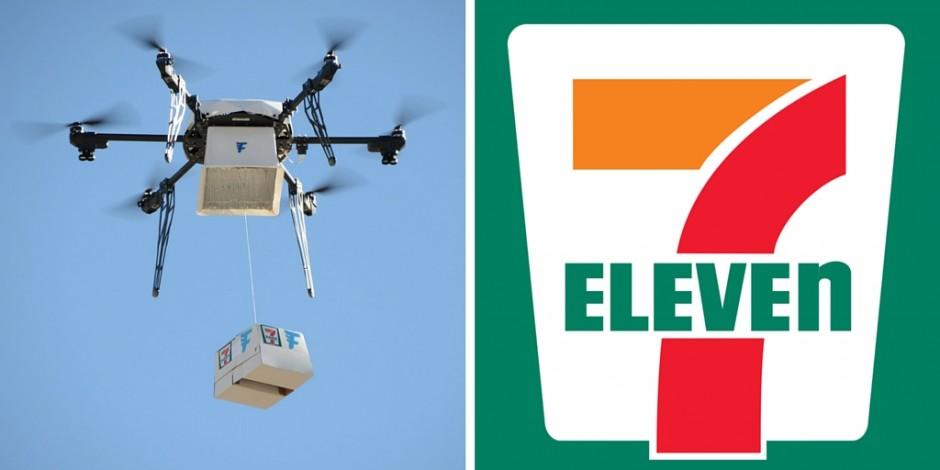 Drone 7-11