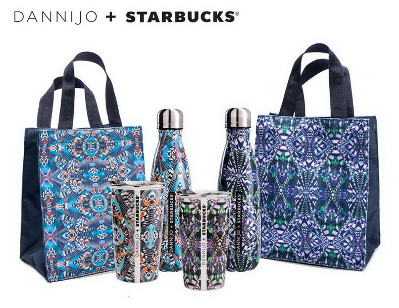 starbucks dannijo white collection