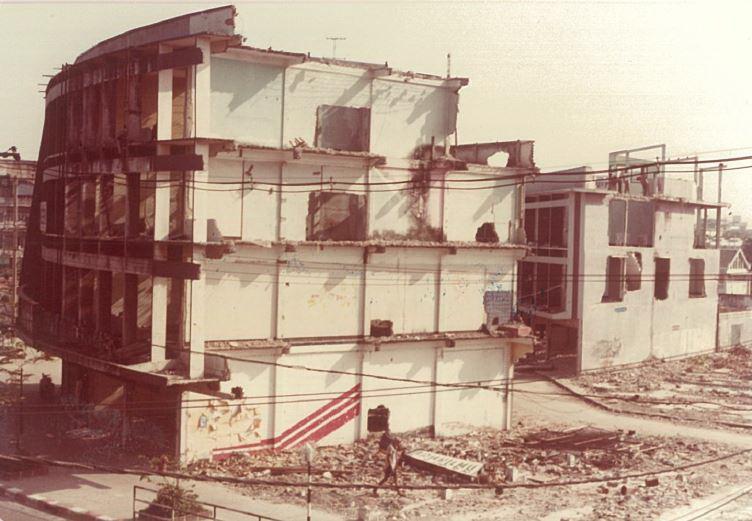 Resize ตึกแถวก่อนสร้างตึก-ปรับพื้นที่ก่อนก่อสร้าง