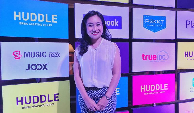 huddle mindshare thailand adaptive